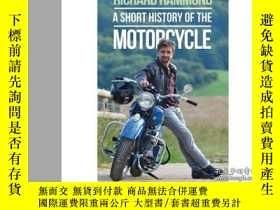 二手書博民逛書店A罕見Short History of the Motorcycle-摩托車簡史Y465786 Richard