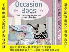 二手書博民逛書店The罕見Build a Bag Book: Occasion