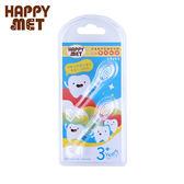 【虎兒寶】兒童教育型語音電動牙刷配件-2 入專用刷頭組