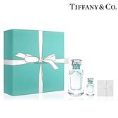 Tiffany & Co. 蒂芬妮 同名女性淡香精限量禮盒 (淡香精75ml+小香5ml+陶瓷擴香石)【SP嚴選家】