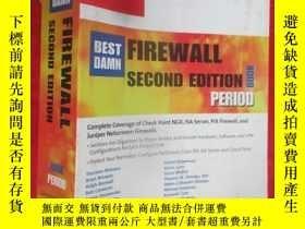 二手書博民逛書店The罕見Best Damn Firewall Book Period (16開) 【詳見圖】Y5460 Th