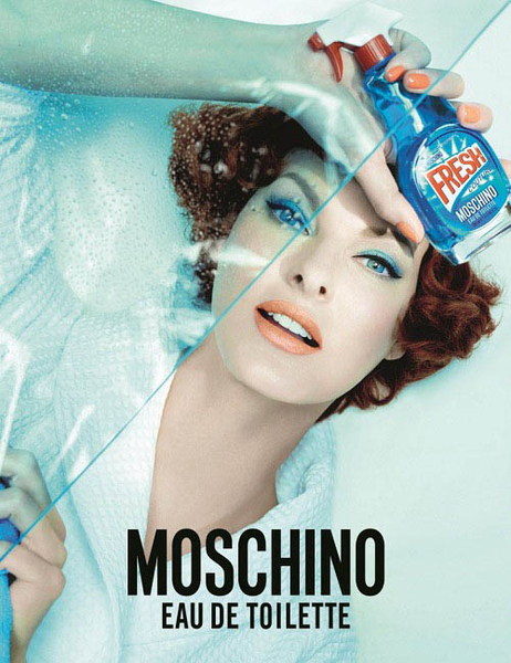MOSCHINO FRESH COUTURE 小清新淡香水 100ml【5295 我愛購物】