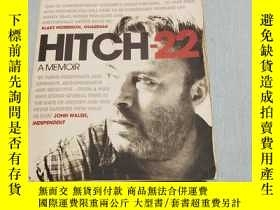 二手書博民逛書店CHRISTOPHER罕見HITCHENS HITCH-22 A