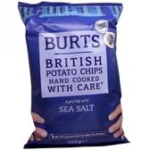 英國波滋手作洋芋片經典海鹽150g