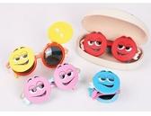 兒童太陽鏡男童可愛防紫外線小孩太陽眼鏡硅膠偏光潮女童寶寶墨鏡