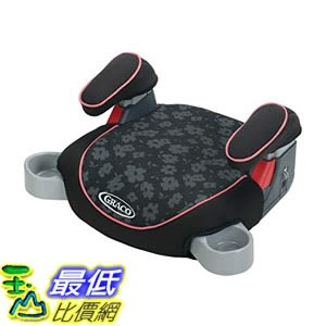 [7美國直購] Graco 2048748 汽車座椅兒童椅墊 增高墊 Backless Turbobooster, Tansy