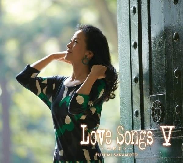 本冬美 LOVE SONGS V  心情  CD(購潮8)