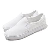 adidas 休閒鞋 Originals Court Rallye Slip 白 全白 男鞋 女鞋 帆布鞋 小白鞋【ACS】 FY4550