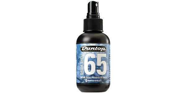 【缺貨】鼓保養 Dunlop 6444 鼓皮亮光清潔液 爵士鼓面 (118ml) 贈琴布 DRUM SHELL POLISH & CLEANER