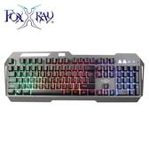 【FOXXRAY 狐鐳】強襲戰狐電競鍵盤(FXR-BKL-36)