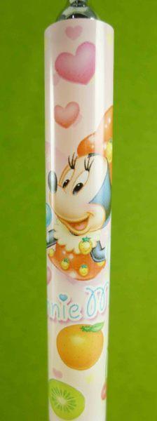 【震撼精品百貨】Micky Mouse_米奇/米妮 ~自動筆-粉米妮