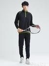 運動套裝運動套裝男春秋冬季寬鬆休閒戶外跑步服速乾籃球裝備健身房訓練服 玩趣3c