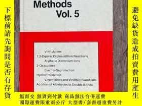 二手書博民逛書店New罕見Synthetic Methods Vol .5Y26818 出版1979