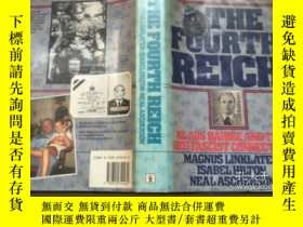 二手書博民逛書店The罕見Fourth Reich: Klaus Barbie
