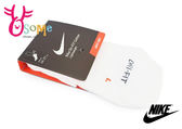 現貨 Nike襪子 Dri-FIT 短襪 基本款 (一雙入) SX236#白色◆OSOME奧森童鞋/小朋友