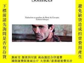 二手書博民逛書店罕見SonnetsY255562 Pier Paolo Pasolini Gallimard 出版2012