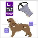 【愛車族購物網】大型犬適用 車用多功能寵物安全帶-L