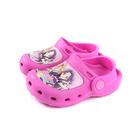 偶像學園 花園鞋 涼鞋 桃紅色 中童 童鞋 ID0708 no806