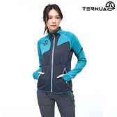 TERNUA 女 Warmshell立領外套1643355 AF / 城市綠洲(輕量透氣、彈性、防曬、快乾)