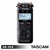 【南紡購物中心】TASCAM 攜帶型數位錄音機 DR-05X