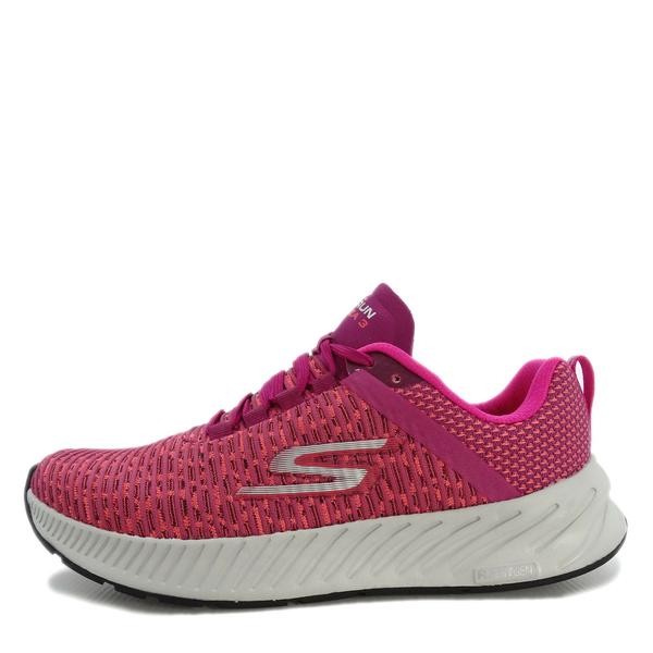 SKECHERS系列GO RUN FORZA 3 女款粉色運動慢跑鞋--NO.15206PNK