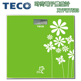TECO 東元時尚電子體重計 XYFWT503