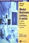 二手書博民逛書店《Model Business Letters, E-Mails