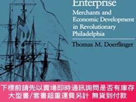 二手書博民逛書店A罕見Vigorous Spirit Of EnterpriseY464532 Thomas M. Doerf