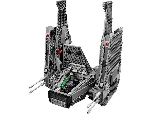 LEGO 樂高 星戰系列 Kylo Ren's Command Shuttle 凱羅忍指揮艦 75104