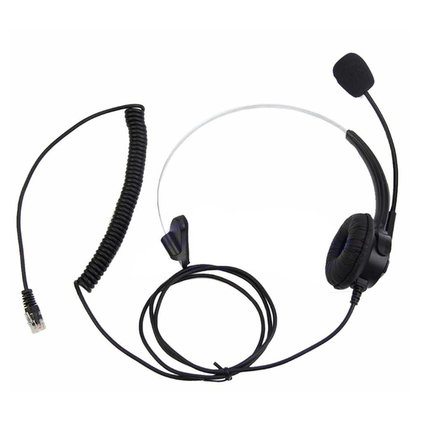 總機耳機麥克風 辦公室電話耳機 家用電話耳機 室內電話耳機 總機式電話免持聽筒
