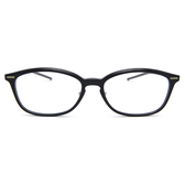 999.9 日本神級眼鏡 NPM75 9001 (黑-金) 鈦 近視眼鏡 久必大眼鏡