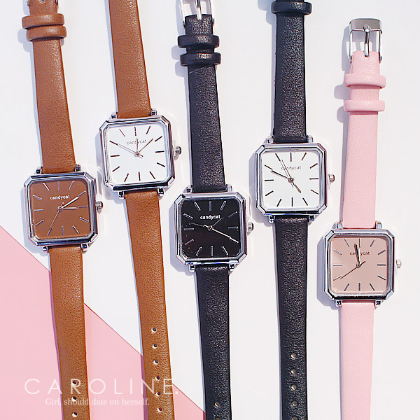 《Caroline》★手錶 新款韓系時尚手錶 好搭時尚基本款手錶 71275