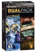 PSP PSP Dual Pack - MotorStrom: Arctic Edge and Twisted Metal: Head On(美版代購)