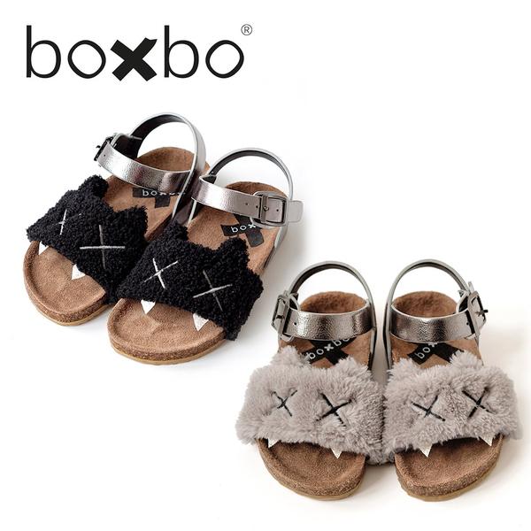 BOXBO 法國 兒童涼鞋-怪獸犬(小童款21-29)-多色任選