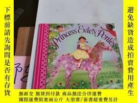 二手書博民逛書店Princess罕見Evie s Ponies:Willow the Magic Forest PonyY24