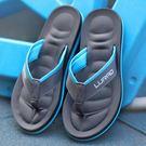 男士人字拖夏季夾腳拖鞋涼拖沙灘鞋