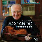 魔鬼帕格尼尼的第一把交椅 阿卡多的絕世琴藝 CD (9片裝) Salvatore ACCARDO (音樂影片購)