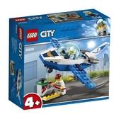 樂高LEGO CITY 航警巡邏機 60206 TOYeGO 玩具e哥