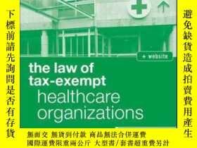 二手書博民逛書店The罕見Law of Tax-Exempt Healthcare Organizations 2016 Supp