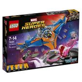 LEGO樂高 SUPER HEROES 超級英雄系列 The Milano vs. The Abilisk_LG76081