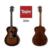 小叮噹的店 - Taylor 322e 電木吉他 泰勒吉他 3系