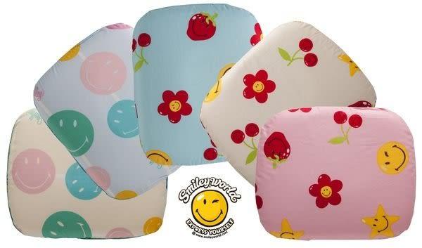 微笑世界 嬰兒凹型枕