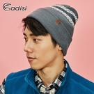 【下殺↘7折】ADISI Primaloft美麗諾羊毛雙層保暖帽 AS18091 / 城市綠洲 (帽子、毛帽、針織帽、保暖帽)