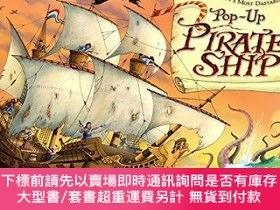 二手書博民逛書店Captain罕見Scurvy s Most Dastardly Pop-up Pirate ShipY255