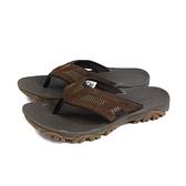 MERRELL MOAB DRIFT 2 FLIP 夾腳拖鞋 咖啡色 男鞋 ML033221 no106