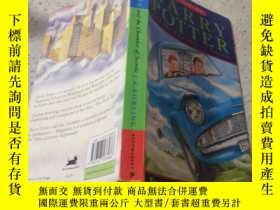 二手書博民逛書店Harry罕見potter and the chamber of secret哈利波特與密室Y200392