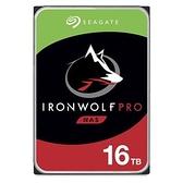 【綠蔭-免運】希捷那嘶狼Pro Seagate IronWolf Pro 16TB NAS專用硬碟 (ST16000NE000)
