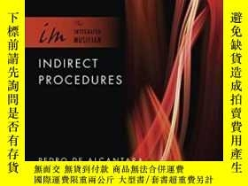 二手書博民逛書店Indirect罕見Procedures: A Musician