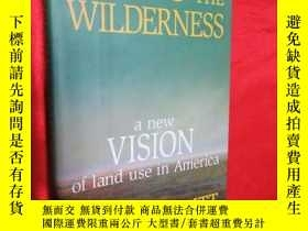 二手書博民逛書店Cities罕見in the Wilderness: A New