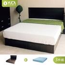 房間組三件組 單大3.5尺 (床頭片+床...